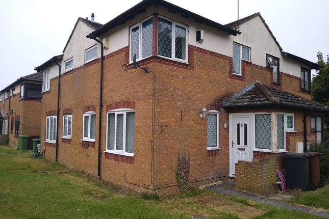 Thumbnail Terraced house to rent in Willow Brook Road, Corby