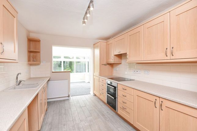 Thumbnail Semi-detached bungalow to rent in Sycamore Road, Launton, Bicester