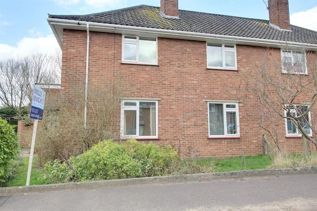 Thumbnail Flat to rent in Wycliffe Road, Norwich