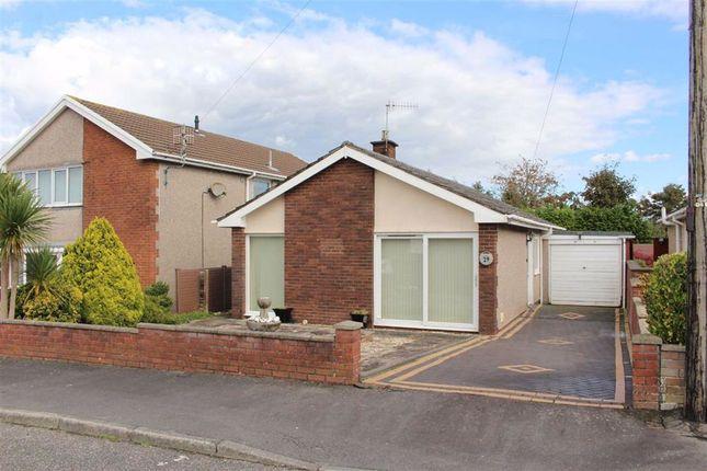 Thumbnail Detached bungalow for sale in Elba Street, Gowerton, Swansea