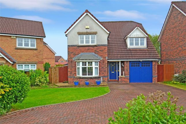 Thumbnail 4 bed detached house for sale in Sanquhar Road, Crookston