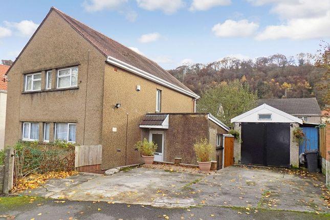 Thumbnail Flat for sale in Heol Dyddwr, Tonna, Neath, Neath Port Talbot.