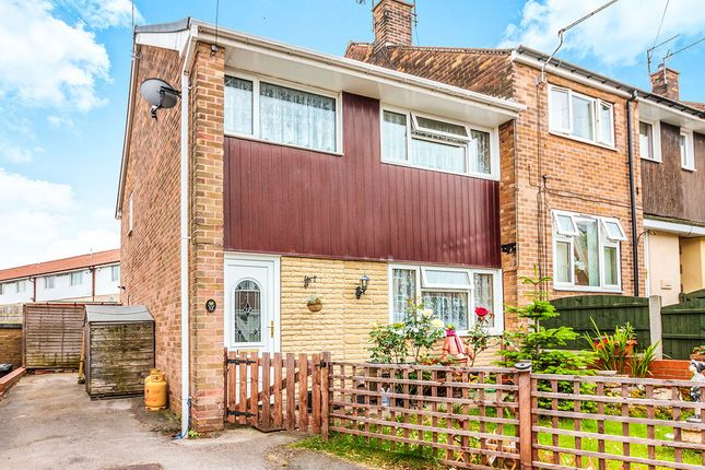 Thumbnail Terraced house for sale in Derwent Road, Rotherham