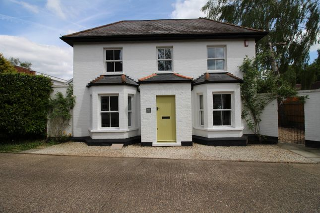 Thumbnail Detached house for sale in Old Perry Street, Chislehurst