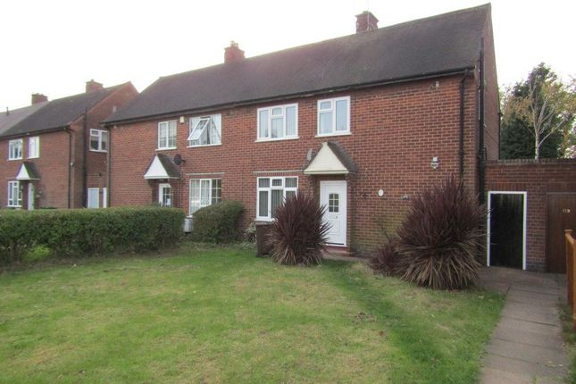 Thumbnail Room to rent in Highwood Avenue, Solihull