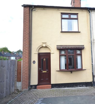 Thumbnail Cottage for sale in Ford Street, Silverdale, Newcastle-Under-Lyme