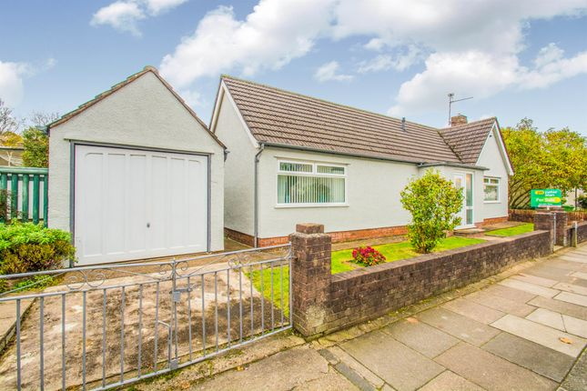Thumbnail Detached bungalow for sale in Nursery Court, Llwyn Y Pia Road, Lisvane, Cardiff