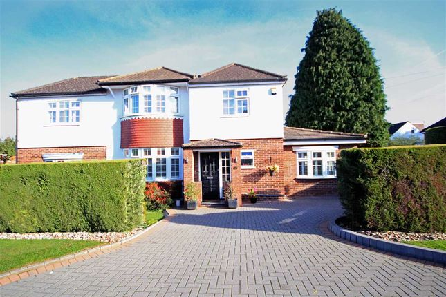 Thumbnail Property for sale in Langmead Drive, Bushey Heath WD23.