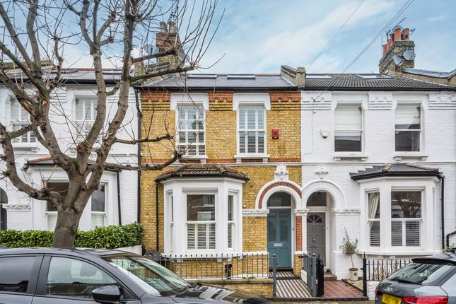 Thumbnail Terraced house to rent in Gowrie Road, London