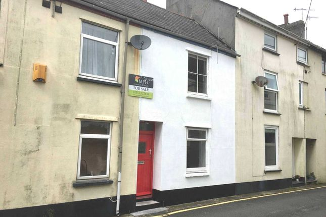 Thumbnail Terraced house for sale in Newport Street, Millbrook, Torpoint
