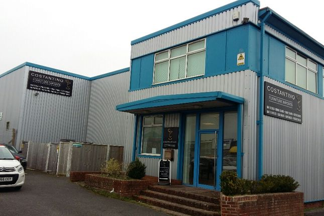 Thumbnail Industrial to let in Unit 1B, Gore Road Industrial Estate, New Milton