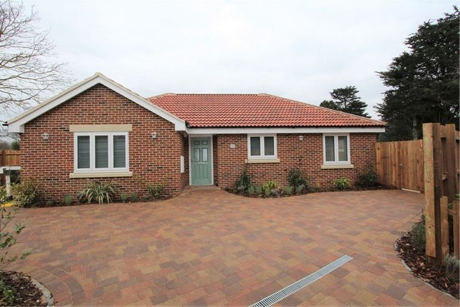 Thumbnail Bungalow for sale in Dyers Road, Stanway, Colchester