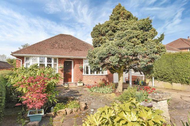 Thumbnail Detached bungalow for sale in Bridle Road, Burton Joyce, Nottingham