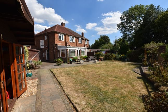 Thumbnail Semi-detached house for sale in Kenford Close, Watford