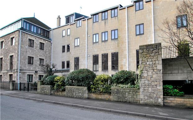Thumbnail Flat for sale in Northanger Court, Grove Street, Bath