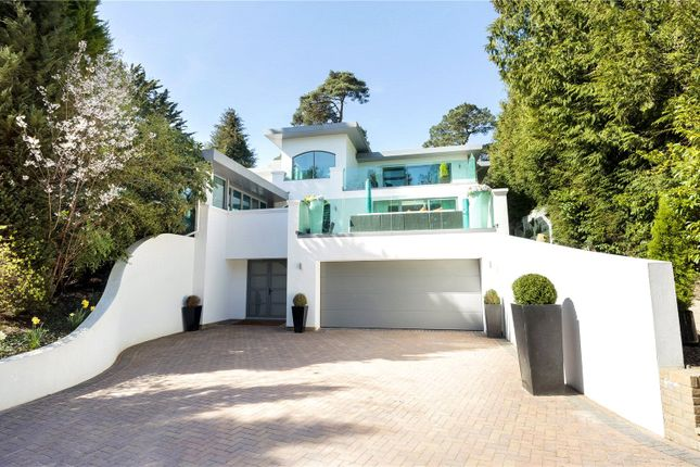 5 bed detached house for sale in Western Road, Branksome Park, Poole, Dorset BH13
