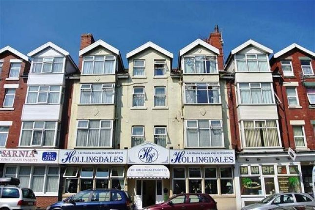 Thumbnail Hotel/guest house to let in 37-39 Tyldesley Road, Blackpool