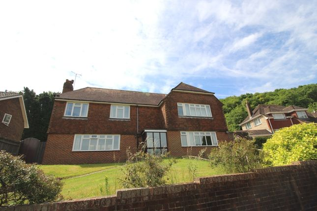 Thumbnail Detached house to rent in Cranborne Avenue, Meads, Eastbourne