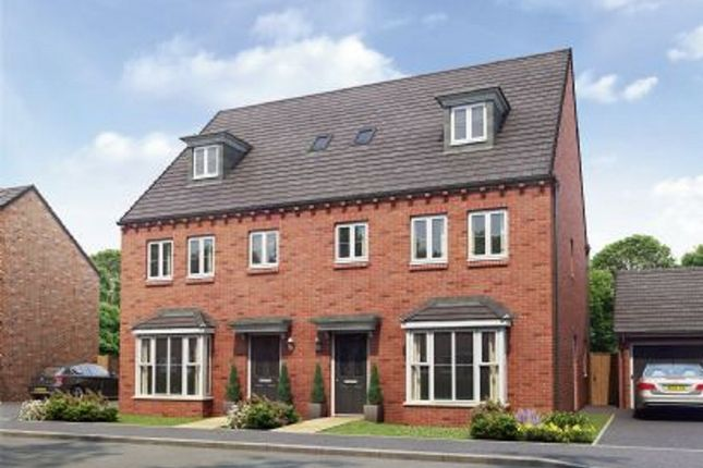 4 bed semi-detached house for sale in Dark Lane, Morpeth, Northumberland