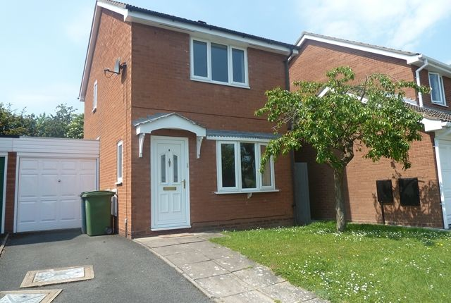 Thumbnail Detached house to rent in Steepside, Shrewsbury