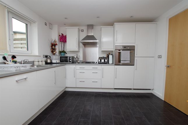 Kitchen/Diner of Hayman Crescent, Marlborough Park, Swindon SN3