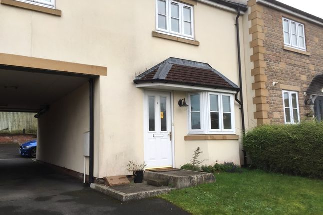 Thumbnail Flat to rent in North Street, Nailsea, Bristol