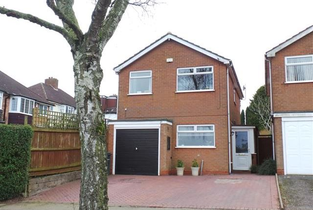Thumbnail Detached house for sale in Blackberry Lane, Four Oaks, Sutton Coldfield