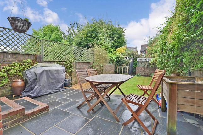 Patio / Decking of Knighton Road, Earlswood, Surrey RH1