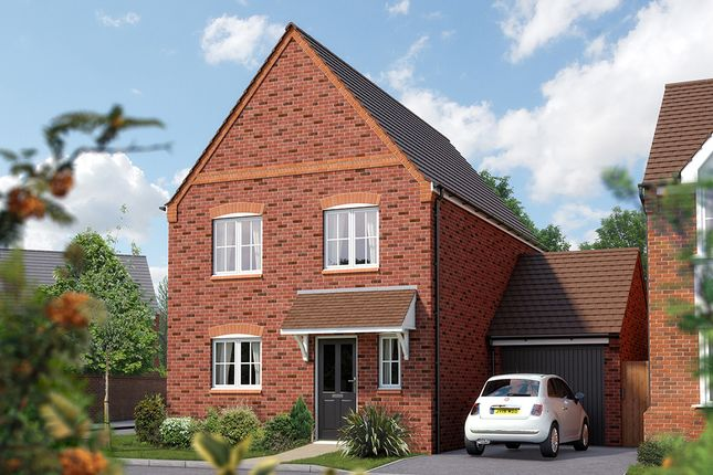 """Thumbnail Town house for sale in """"The Clarendon"""" at Bowbrook, Shrewsbury"""