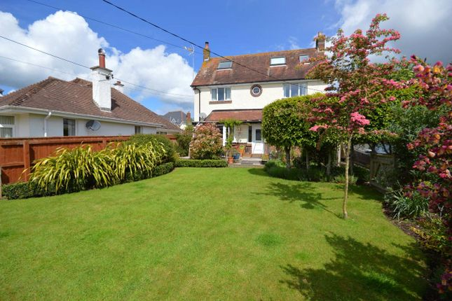 Thumbnail Detached house for sale in Lympstone, Exmouth, Devon