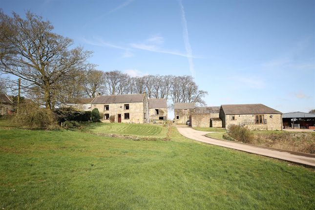 Thumbnail Barn conversion for sale in Springfield Cottages, Hepthorne Lane, Old Tupton, Chesterfield