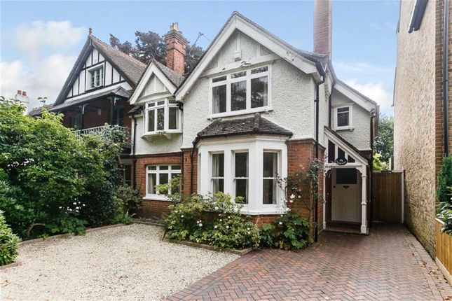 Thumbnail Detached house for sale in Shire Lane, Chorleywood, Rickmansworth