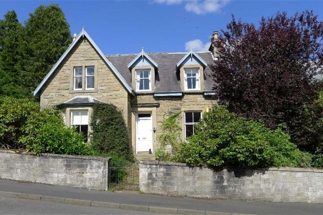 Thumbnail Detached house for sale in West Stewart Place, Hawick, Hawick