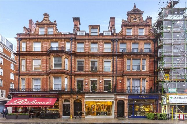 Thumbnail Terraced house for sale in South Audley Street, London