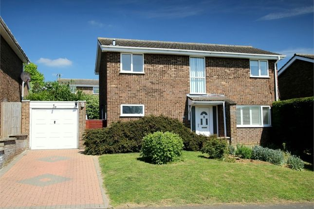 Thumbnail Detached house for sale in Tennyson Place, Eaton Ford, St. Neots