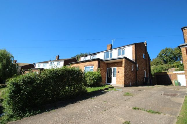 Thumbnail Semi-detached house to rent in Mayhew Crescent, High Wycombe, High Wycombe