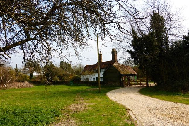 Thumbnail Detached house to rent in Cholesbury, Tring