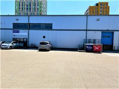 Thumbnail Light industrial to let in City Cross Business Park, Salutation Road, Greenwich, London