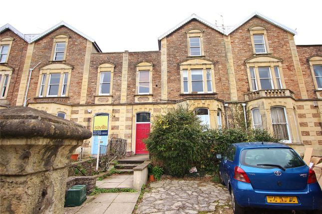 Thumbnail Flat to rent in Apsley Road, Bristol, Somerset