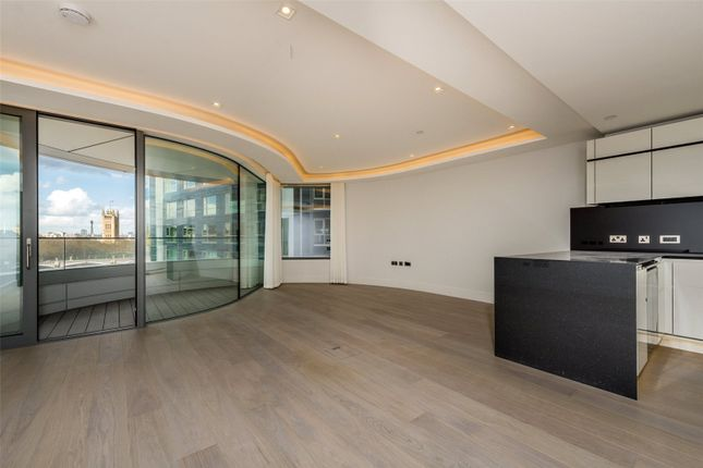 Thumbnail Flat to rent in The Corniche, Tower Two, 20-21 Albert Embankment, Albert Embankment