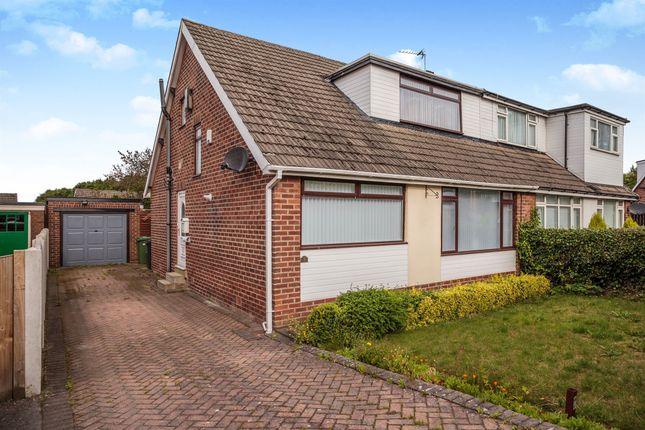 Thumbnail Semi-detached house for sale in Fairfield Drive, Heckmondwike