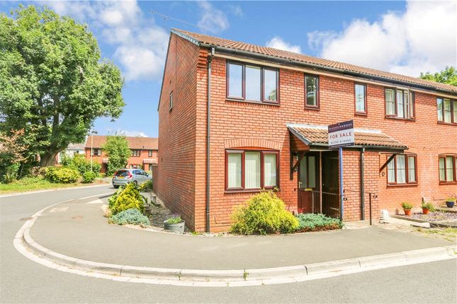 3 Bed End Terrace House For Sale In Knatchbull Close Romsey