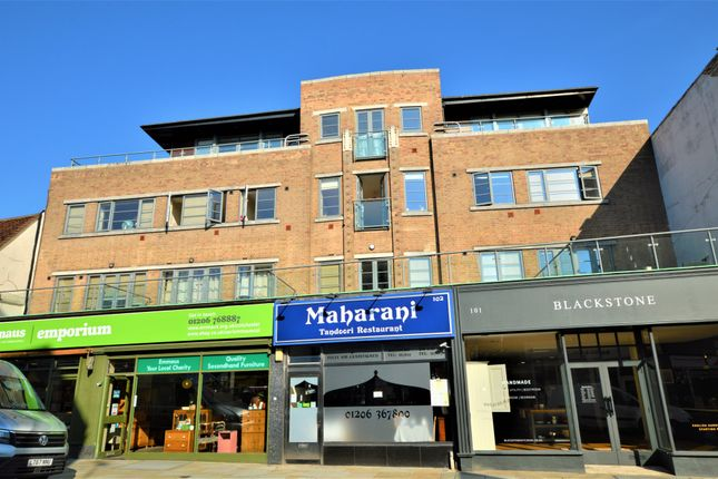Thumbnail Flat for sale in Museum Street, Colchester