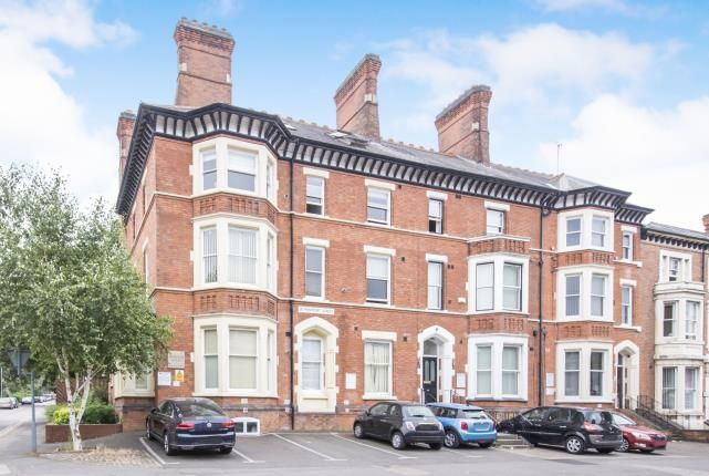 Thumbnail Flat for sale in Flat 5, 26 De Montfort Street, Leicester, Leicestershire
