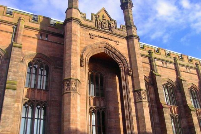 Main Picture of The Collegiate, Shaw Street, Liverpool L6