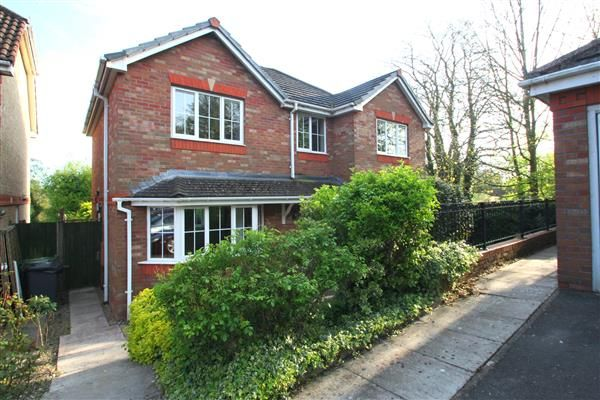 Thumbnail Detached house for sale in Cowdery Heights, Old Basing, Basingstoke
