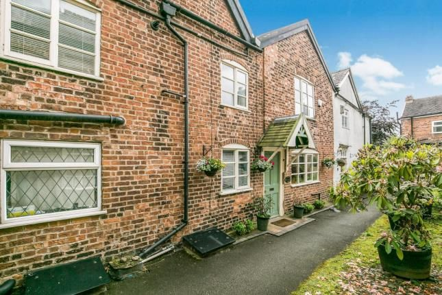 Thumbnail Detached house for sale in The Gardens, Sandbach, Cheshire
