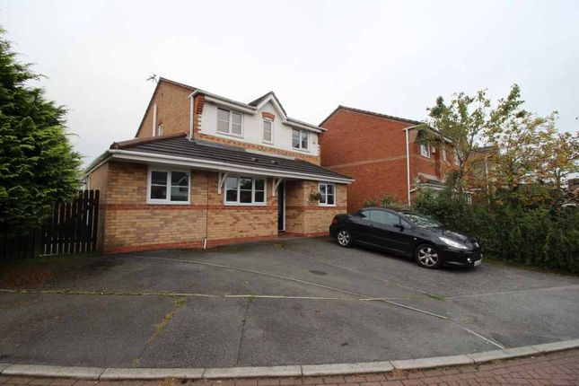 Thumbnail Detached house for sale in Lords Crescent, Darwen, Lancashire