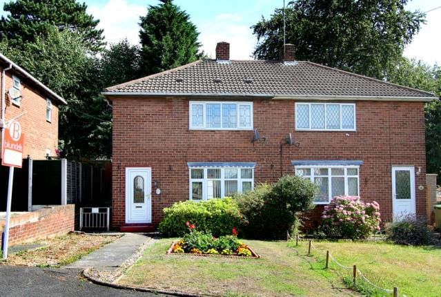 Thumbnail Semi-detached house for sale in High Street, Old Whittington, Chesterfield, Derbyshire