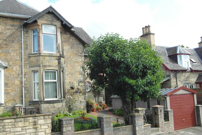 Thumbnail Semi-detached house for sale in 5 Lockhart Place, Hawick